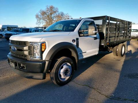 2017 Ford F-450 Super Duty for sale in Shingle Springs, CA