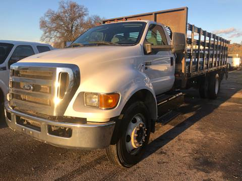 2013 Ford F-650 Super Duty for sale at Truck & Van Country in Shingle Springs CA