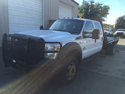2012 Ford F-550 for sale at Truck & Van Country in Shingle Springs CA