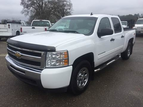 2011 Chevrolet Silverado 1500 for sale at Truck & Van Country in Shingle Springs CA