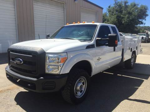 2012 Ford F-350 Super Duty for sale at Truck & Van Country in Shingle Springs CA