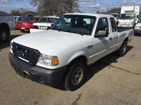 2011 Ford Ranger for sale at Truck & Van Country in Shingle Springs CA
