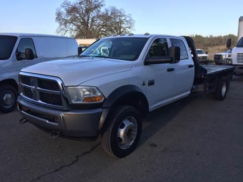 2011 RAM Ram 5500 Crew Cab for sale at Truck & Van Country in Shingle Springs CA