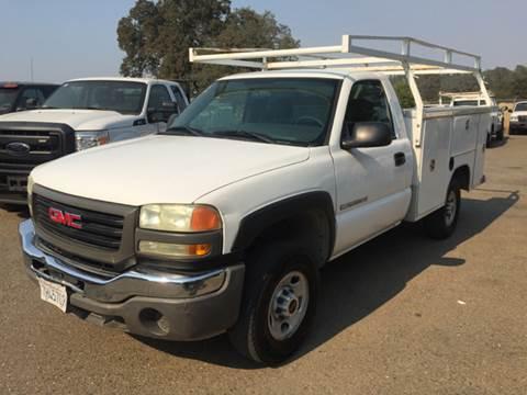 2004 GMC Sierra 2500HD for sale at Truck & Van Country in Shingle Springs CA