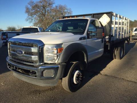 2012 Ford F-450 Super Duty for sale at Truck & Van Country in Shingle Springs CA
