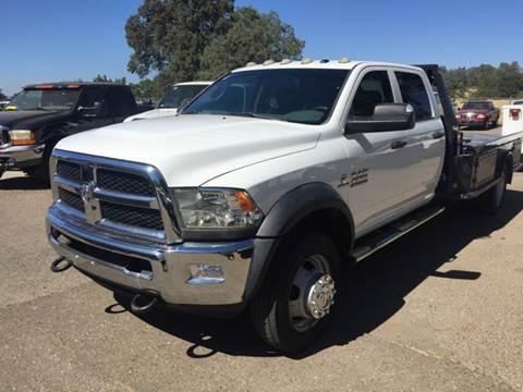 2014 RAM 4500 for sale at Truck & Van Country in Shingle Springs CA