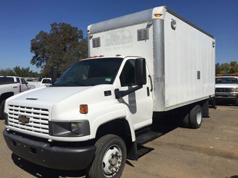 2d3399a63f 2007 Chevrolet C4500 for sale in Shingle Springs