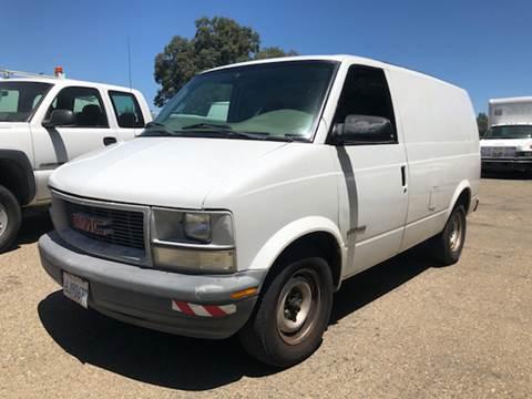 2000 GMC Safari Cargo for sale in Shingle Springs, CA