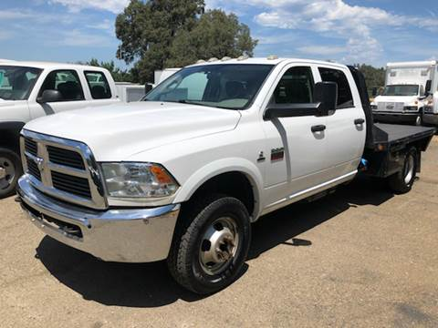 2012 RAM Ram Chassis 3500 for sale at Truck & Van Country in Shingle Springs CA