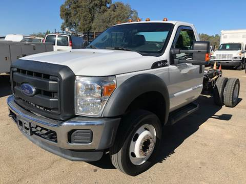 2015 Ford F-550 for sale at Truck & Van Country in Shingle Springs CA