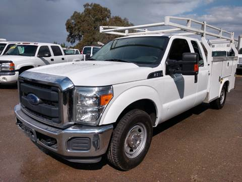 2015 Ford F-250 Super Duty for sale at Truck & Van Country in Shingle Springs CA