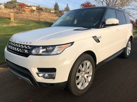 2015 Land Rover Range Rover Sport for sale at Truck & Van Country in Shingle Springs CA