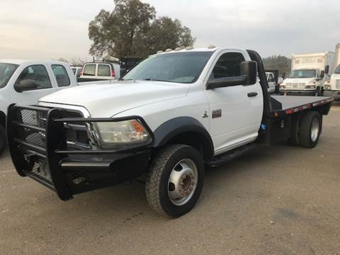 2012 RAM Ram 4500 for sale at Truck & Van Country in Shingle Springs CA
