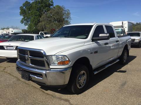 2012 RAM Ram Pickup 2500 for sale at Truck & Van Country in Shingle Springs CA