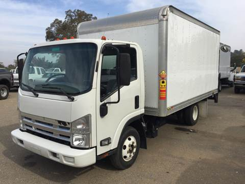 2011 Isuzu NPR for sale at Truck & Van Country in Shingle Springs CA