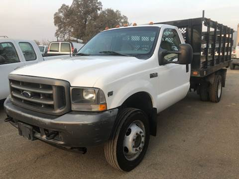 2002 Ford F-450 Super Duty for sale in Shingle Springs, CA