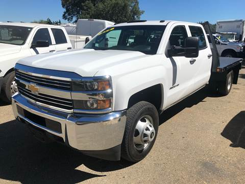 2015 Chevrolet Silverado 3500HD CC for sale in Shingle Springs, CA