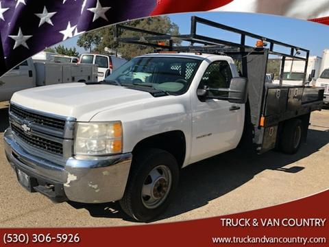 2010 Chevrolet Silverado 3500HD CC for sale in Shingle Springs, CA