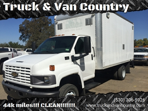 2007 Chevrolet C4500 for sale in Shingle Springs, CA