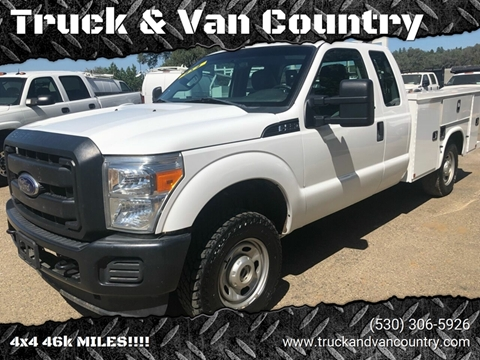 2014 Ford F-250 Super Duty for sale in Shingle Springs, CA