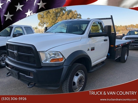 2012 RAM Ram Chassis 4500 for sale in Shingle Springs, CA