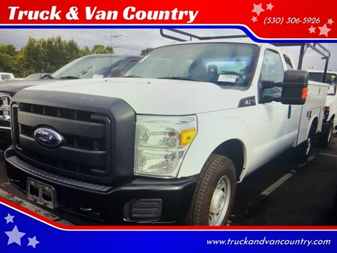 2015 Ford F-250 Super Duty for sale in Shingle Springs, CA