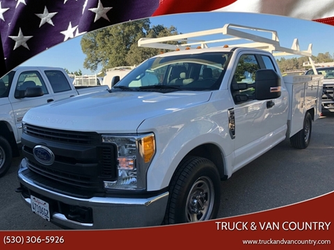 2017 Ford F-350 Super Duty for sale in Shingle Springs, CA