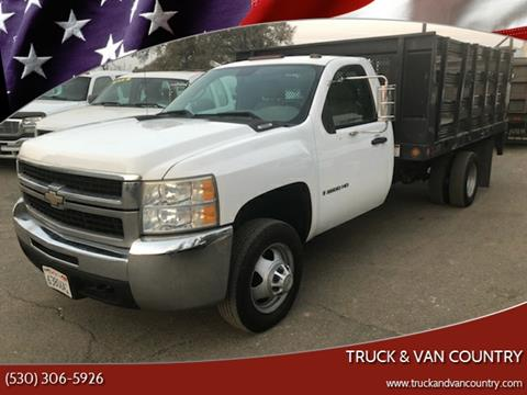 2008 Chevrolet Silverado 3500HD for sale in Shingle Springs, CA