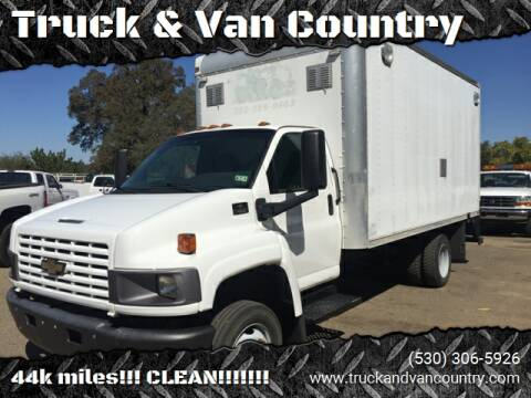 2007 Chevrolet C4500 for sale at Truck & Van Country in Shingle Springs CA