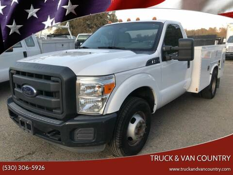 2013 Ford F-350 Super Duty for sale at Truck & Van Country in Shingle Springs CA
