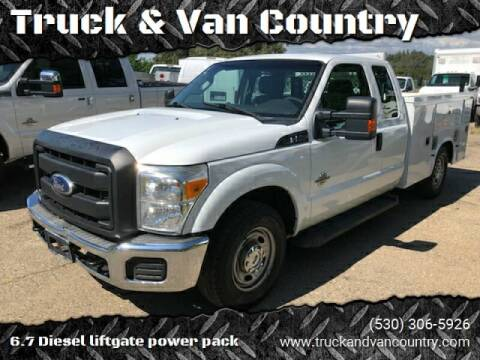 2011 Ford F-250 Super Duty for sale at Truck & Van Country in Shingle Springs CA