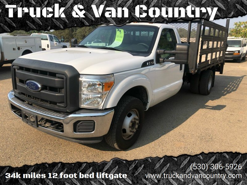 2015 Ford F-350 Super Duty for sale at Truck & Van Country in Shingle Springs CA