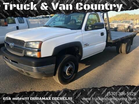 2004 Chevrolet Silverado 3500 for sale at Truck & Van Country in Shingle Springs CA