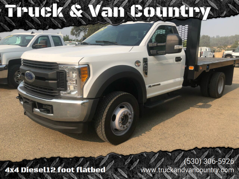 2017 Ford F-450 Super Duty for sale at Truck & Van Country in Shingle Springs CA