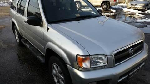 2002 Nissan Pathfinder for sale at Premier Auto Sales Inc. in Newport News VA