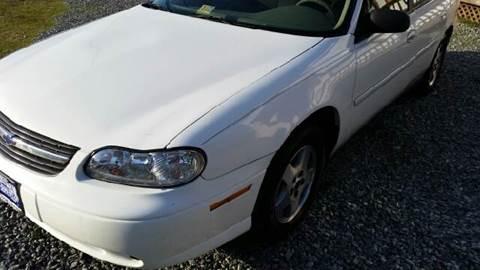 2003 Chevrolet Malibu for sale at Premier Auto Sales Inc. in Newport News VA