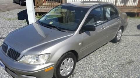 2002 Mitsubishi Lancer for sale at Premier Auto Sales Inc. in Newport News VA