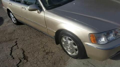 1999 Acura RL for sale at Premier Auto Sales Inc. in Newport News VA