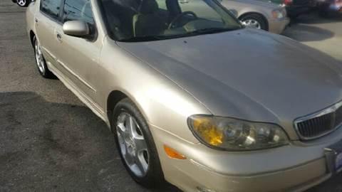2000 Infiniti I30 for sale at Premier Auto Sales Inc. in Newport News VA