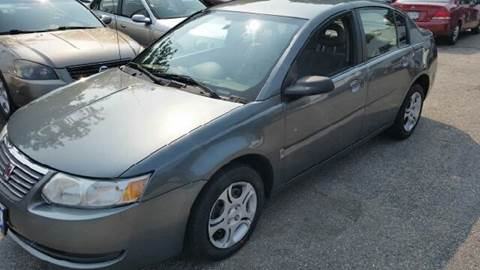 2005 Saturn Ion for sale at Premier Auto Sales Inc. in Newport News VA