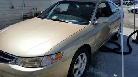 2000 Toyota Camry Solara for sale at Premier Auto Sales Inc. in Newport News VA