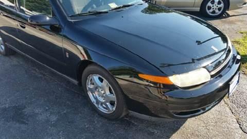 2002 Saturn L-Series for sale at Premier Auto Sales Inc. in Newport News VA