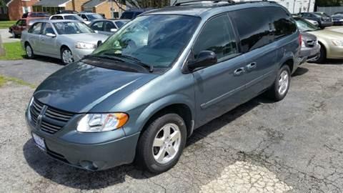 2006 Dodge Grand Caravan for sale at Premier Auto Sales Inc. in Newport News VA