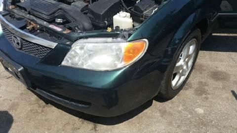 2002 Mazda Protege for sale at Premier Auto Sales Inc. in Newport News VA