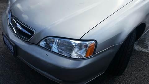 1999 Acura TL for sale at Premier Auto Sales Inc. in Newport News VA