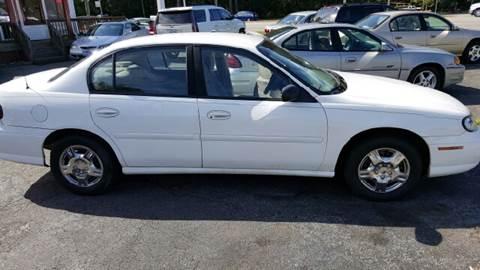 2000 Chevrolet Malibu for sale at Premier Auto Sales Inc. in Newport News VA
