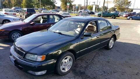 1998 Infiniti I30 for sale at Premier Auto Sales Inc. in Newport News VA