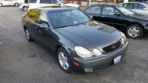 1999 Lexus GS 300 for sale at Premier Auto Sales Inc. in Newport News VA