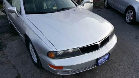 1998 Mitsubishi Diamante for sale at Premier Auto Sales Inc. in Newport News VA