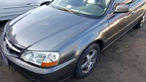 2003 Acura TL for sale at Premier Auto Sales Inc. in Newport News VA